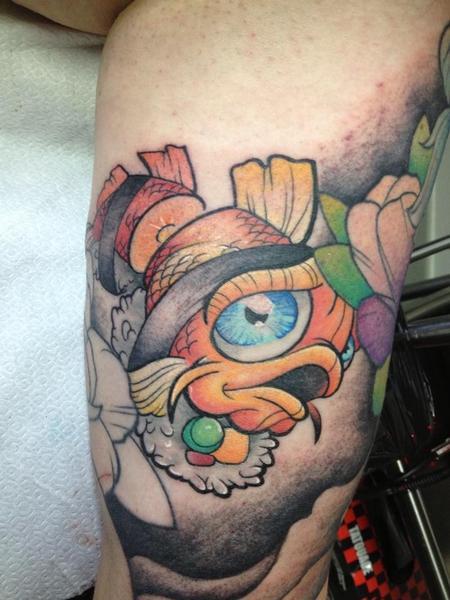 Tattoos - Sushi - 91573