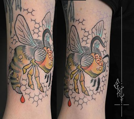 Tattoos - Zombee - 117008