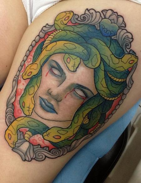Tattoos - Medusa - 93471