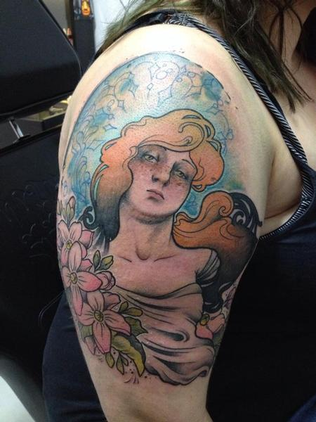 Tattoos - Grumpy mucha - 94859
