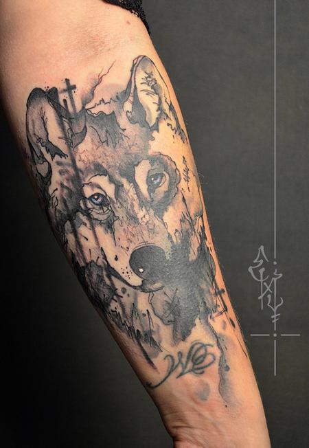 Emy Blacksheep - untitled