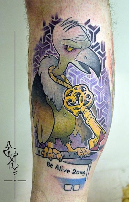 Tattoos - Vulture - 123603