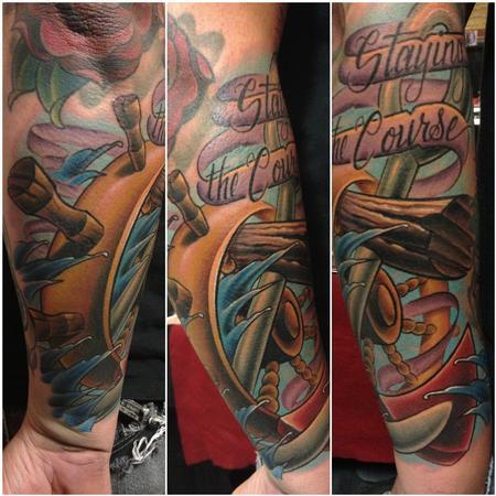 Tattoos - Anchor Tattoo - 70178