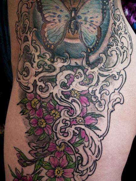 Tattoos - style fusion - 95597
