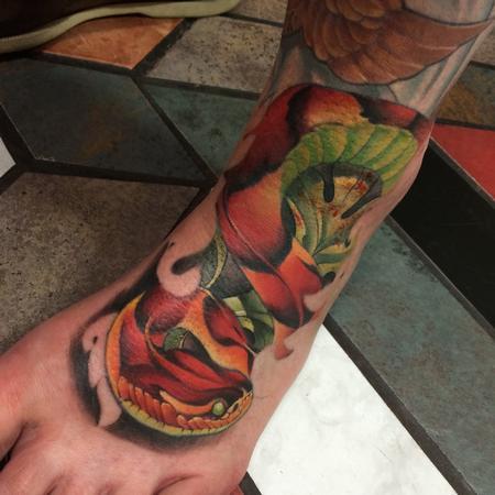 Tattoos - I'm a Sneeeeeeek - 117484