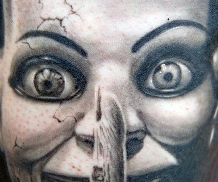 Tattoos - Dead Silence detail - 61024