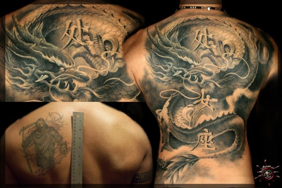 Tattoos - CoverUp Part - 50973