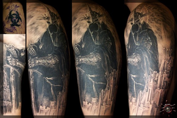 Tattoos - Witch King - 51958