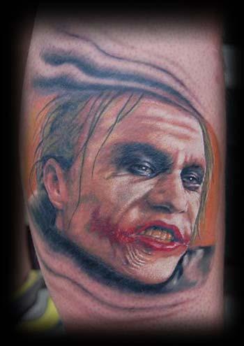 Tattoos - Joker - 33295