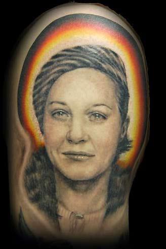Tattoos - Portrait - 32129