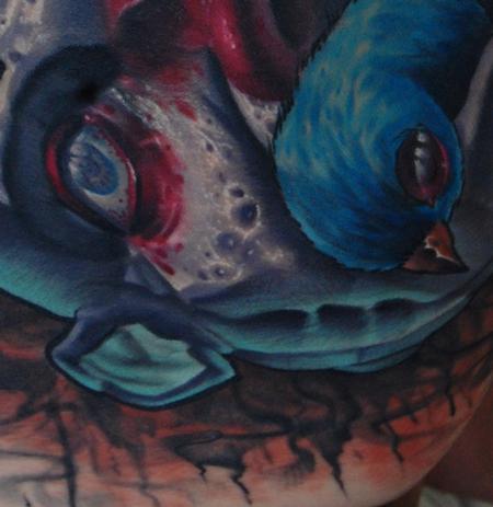 Tattoos - close up - 56564