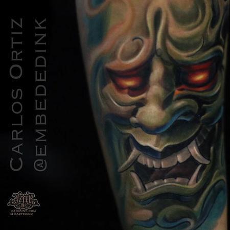 Tattoos - Hannya - 132034