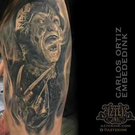 Tattoos - Freddy  - 132434