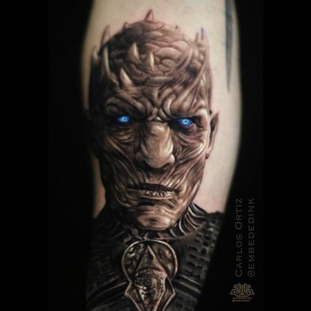 Carlos Ortiz - White Walker