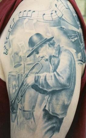 Tattoos -  - 38954