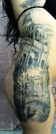 Tattoos - Venice Tattoo - 38955