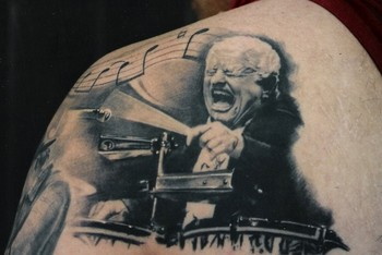 Tattoos - tito puente - 39540