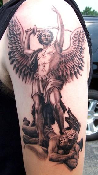 Tattoos - St.Michael - 50264