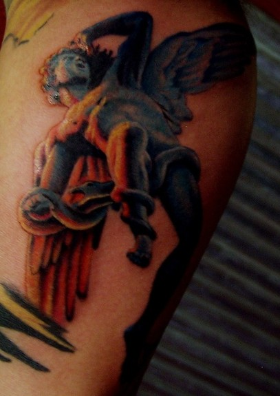 Tattoos - Fallen Angel - 50268