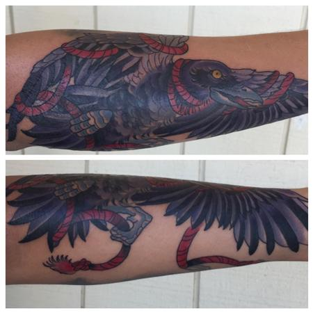 Tattoos - Black Bird - 126725