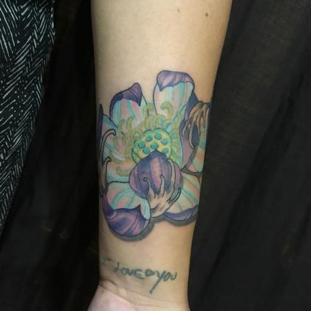 Tattoos - Flower - 126716