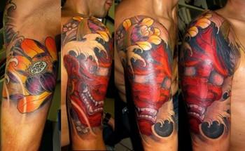 Tattoos - Hanya Lotus - 42622
