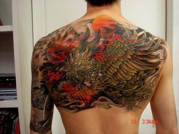 Tattoos - Eagle - 42629