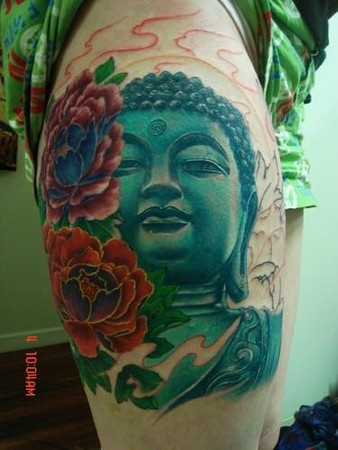 Tattoos - Buddha - 42634
