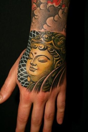 Tattoos - Buddha - 42636
