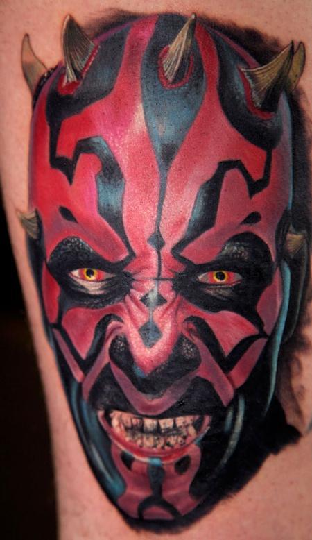 Tattoos - darth maul - 57719