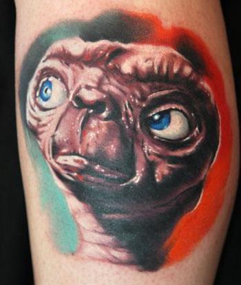 Tattoos - ET - 26997