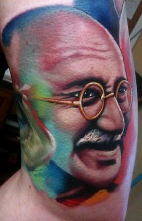 Tattoos - Ghandi - 48902