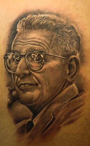 Tattoos - dr. Jack Kevorkian - 54185