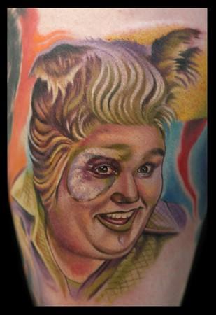 Tattoos - Barf from spaceballs - 35520