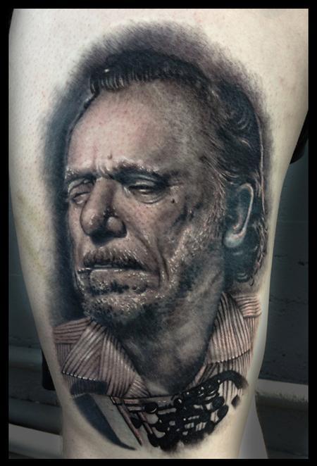Tattoos - Charles Bukowski - 78693