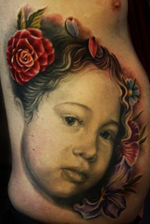 Tattoos - portrait - 46393