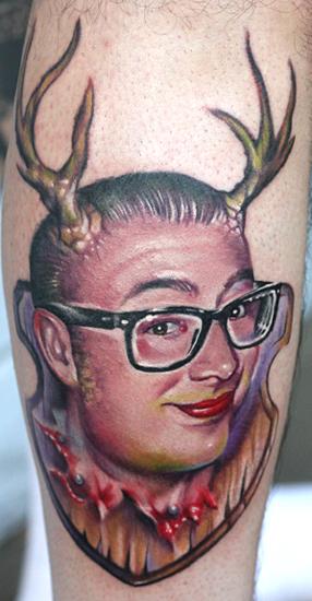 Tattoos - Jackalope.... - 29707