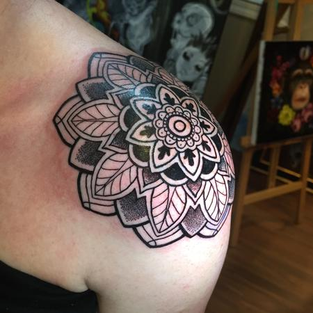 Tattoos - Mandala  - 133431