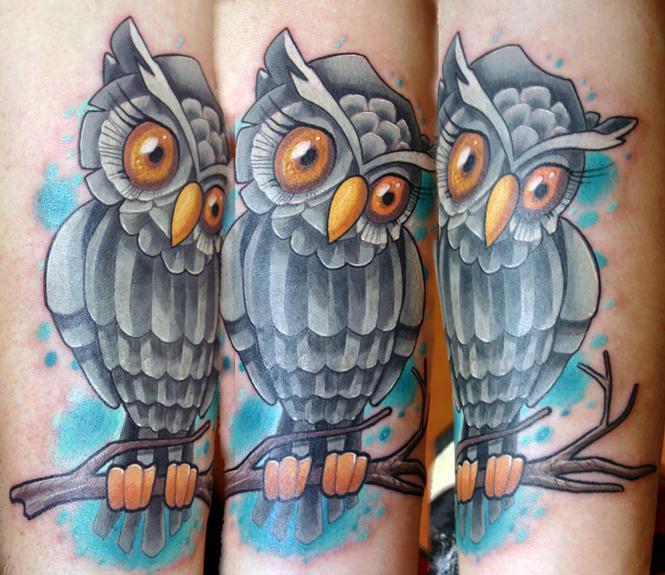 Tattoos - lil' hooter - 53812