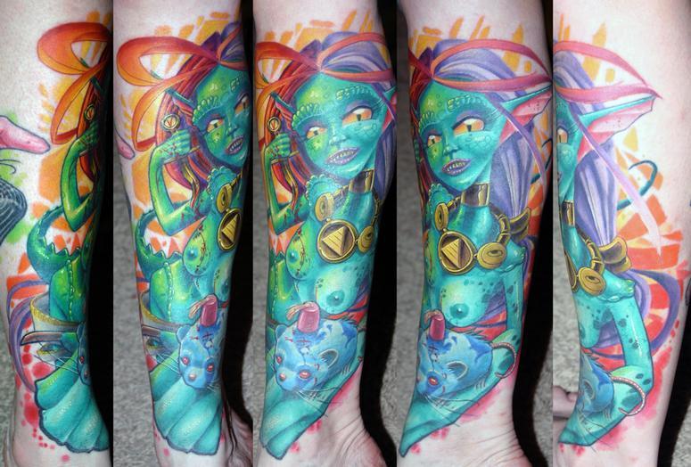Tattoos - repticonian - 53822