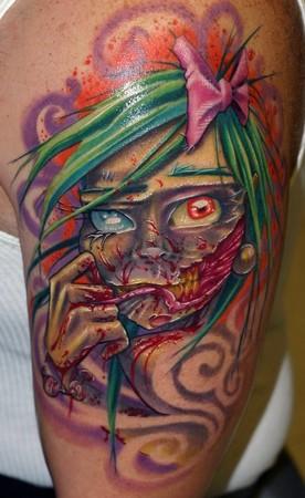 Tattoos - distraught - 39940