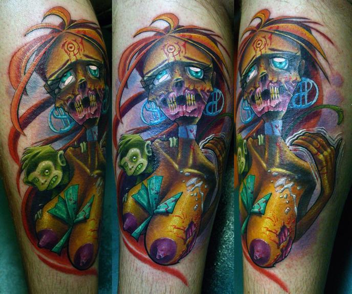 Tattoos - z-stripper - 53826