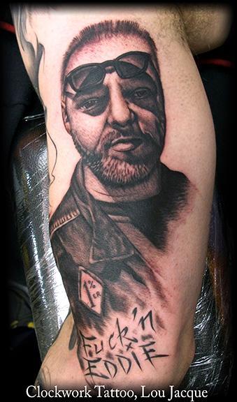 Tattoos - Fuckin' Eddie - 68715