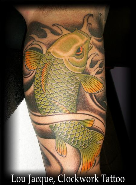 Tattoos - Koi - 69954
