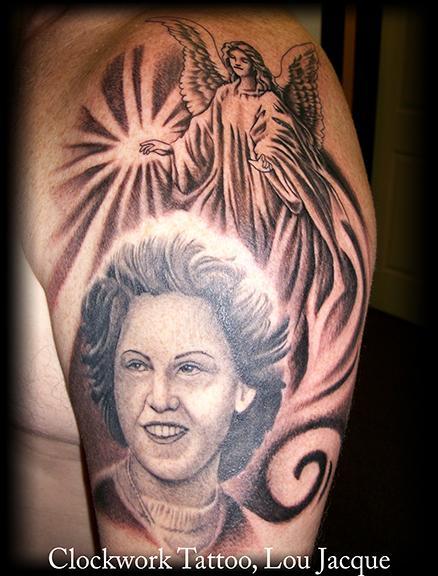 Tattoos - Memorial portrait - 68755