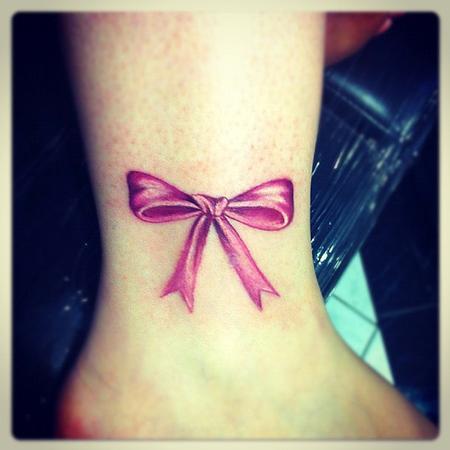 Tattoos - bow - 71824