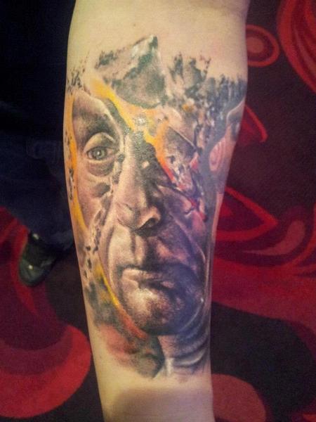 Tattoos - POrtrait - 71841