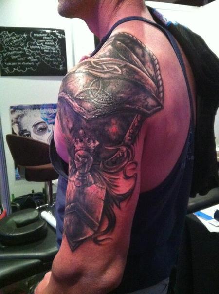 Tattoos - Armour - 71842