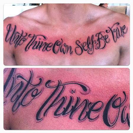 Tattoos - script - 71828
