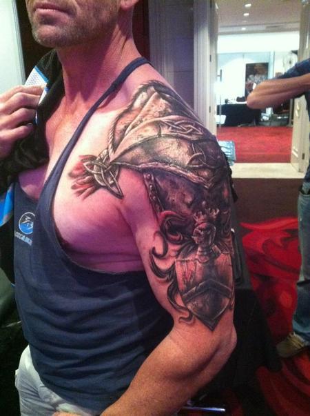 Tattoos - Armour - 71843